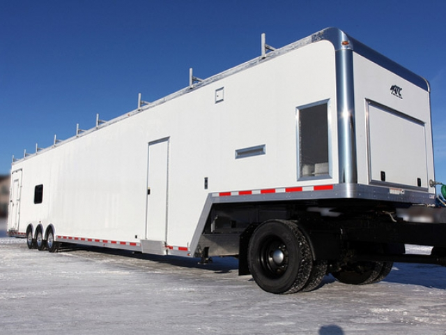 Semi Trailers, Custom, Office, Classroom