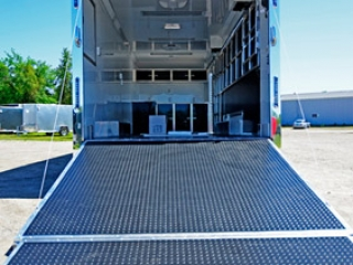Custom Trailers, Mobile Marketing, Trade Show, Stage