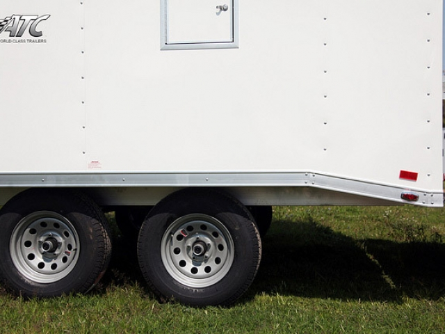 Custom Trailers, Car Hauler, Sport, Snowmobile, Deckover, Aluminum