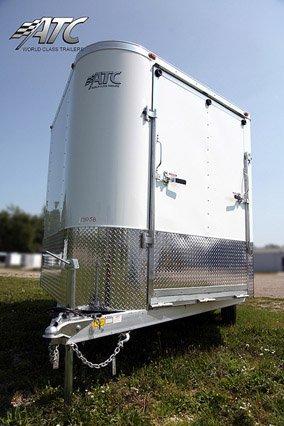 Custom Trailers, Car Hauler, Sport, Snowmobile, Deckover, Aluminum