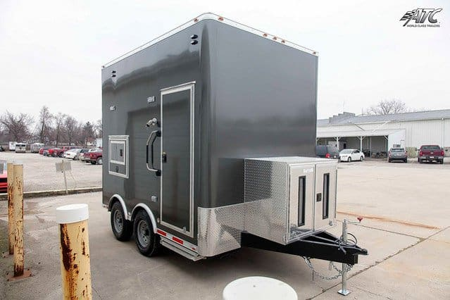 Decontamination Shower Trailer Mo Great Dane Trailers