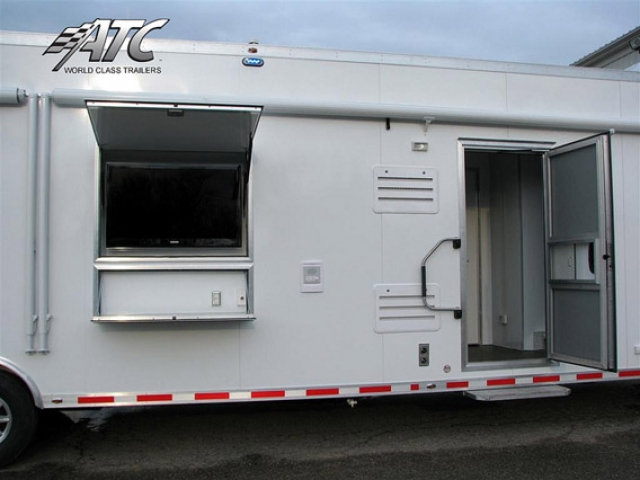 Disaster Response Command Trailer Mo Great Dane Trailers