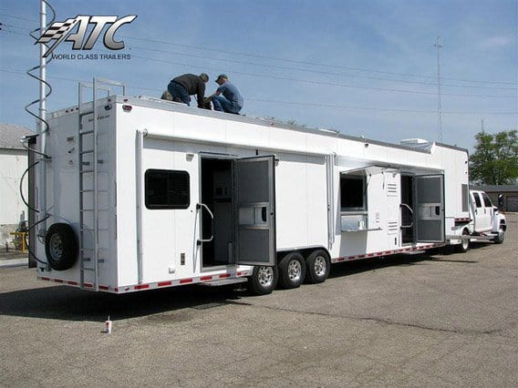 Custom Trailers, Emergency Management, Response, Disaster, Response, Command