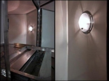 Dome Light with Switch, Generator Compartment, Custom Trailer, Options