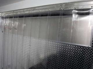 Door Cold Curtain, Door Accessories, Custom Trailer Options