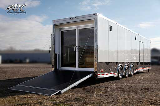 Trailer Options Door Mo Great Dane Trailers
