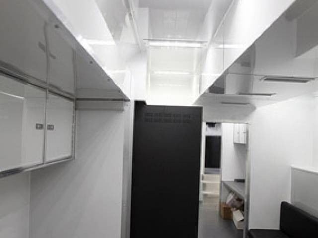Dry Erase Walls, Interior, Walls, Ceiling, Custom Trailer, Options
