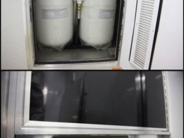 Ducted Propane Furnace, Heating System, Air Conditioning System, Custom Trailer, Options