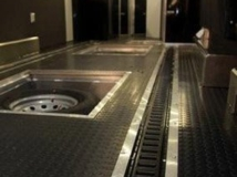 E-track Recessed In-Floor LIN FT, Tie Down, Custom Trailer, Options