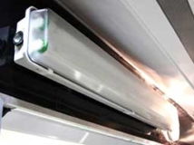 Exterior Fluorescent Light, Voltage, Custom Trailer Options