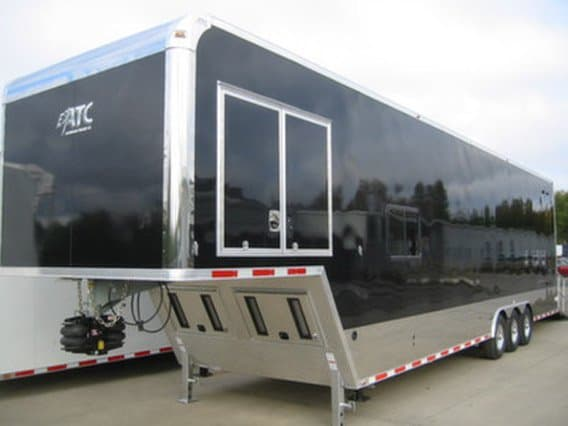 Easy Ride, Gooseneck, 5th Wheel, Custom Trailer, Options