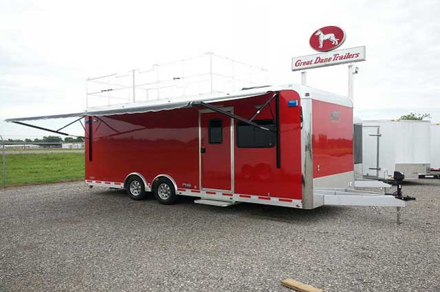 Response Trailers Emergency Management Mo Great Dane