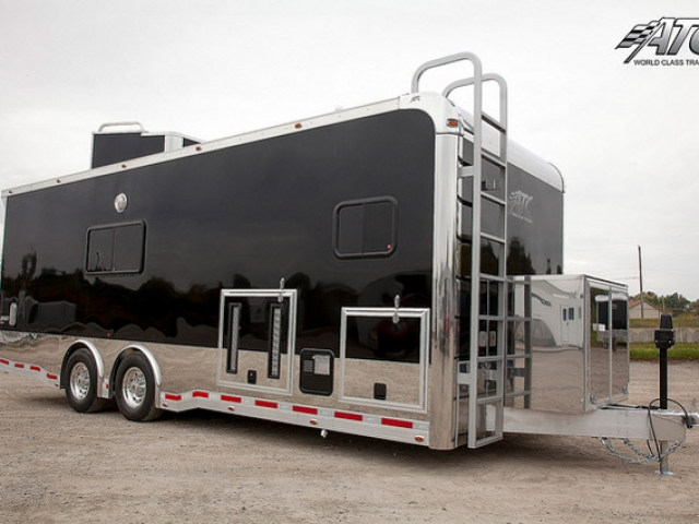 Custom Trailers, Emergency Management, Response, Living Quarters