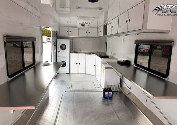 Emergency Management - Response Trailers - Emergency Response Trailer Living Quarters