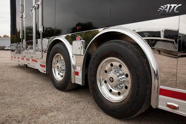 Custom Trailers, Emergency Management, Response, Living Quarters