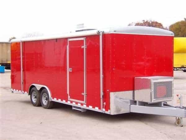 Hazmat Amp Decon Trailers Emergency Management Trailers