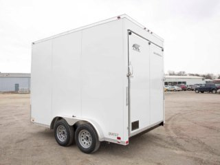 Event Display Trailer, with Wrap, Custom Trailer, Mobile Marketing, Product Display Trailer, MO Great Dane