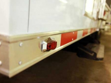 Extra LED Clearance Lights, Voltage, Custom Trailer Options
