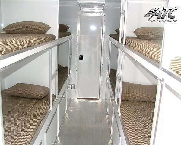 Bunk & Bathroom Trailers 1