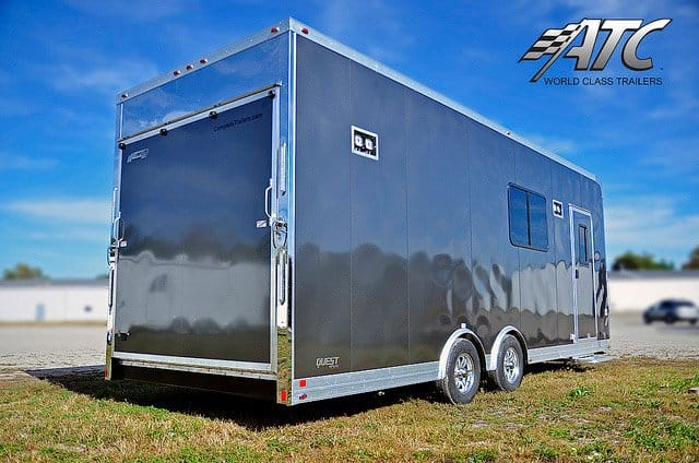 Custom Trailers, Emergency Management, Mobile Command, Fire, Rehab, Operations