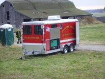 Custom Trailers, Emergency Management, Rescue, Fire Rescue