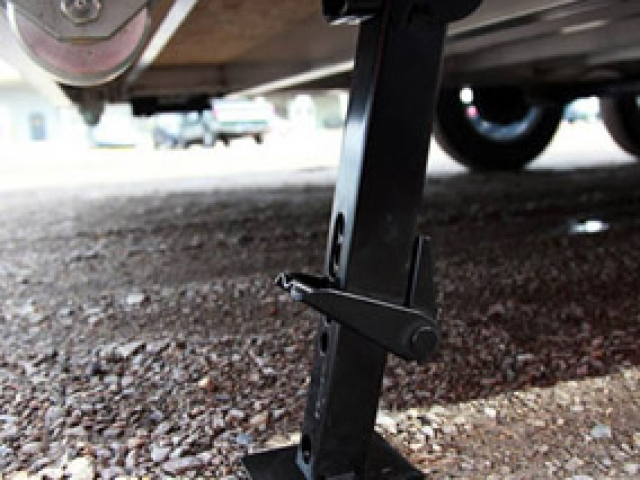 Flip Down, Stabilizer Jacks, Jack and Tongue, Options, Custom Trailer