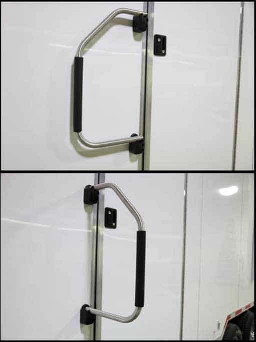Folding Grab Handle, Door Accessories, Custom Trailer Options