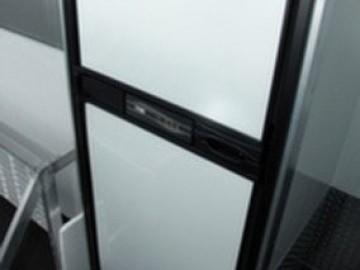 Fridge Freezer Combo, Kitchen, Bath, Plumbing, Cutom Trailer, Options
