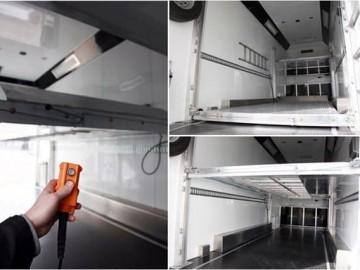 Full Floor Stacker Lift, Stacker, Custom Trailer, Options