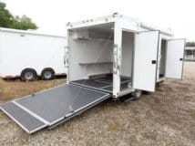 Georgia Tech, Emergency Management Trailer, Respones Trailer, Custom Trailer, MO Great Dane