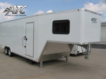 Custom Trailers, Emergency Management, Mobile Command, Gooseneck