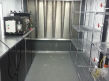 Gooseneck, Mobile, Laboratory Trailer, Lab Trailer, Custom Trailer, MO Great Dane, ATC
