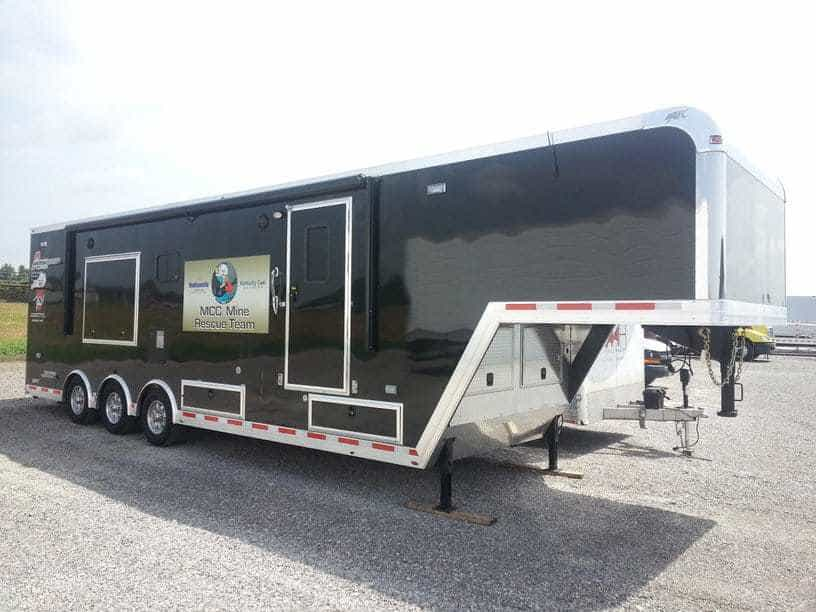 Custom Mobile Laboratory Trailers Mo Great Dane Trailers