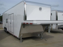 Open Deck, Gooseneck, 5th Wheel, Custom Trailer, Options