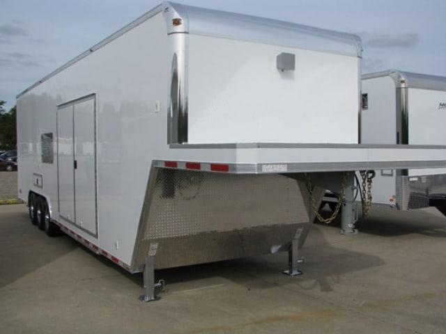 Open Deck, Gooseneck, 5th Wheel, Custom Trailer, Options