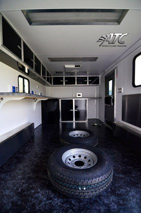 18 Ft Mobile Command Trailer Mo Great Dane Trailers