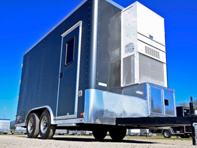 Custom Trailers, Office, Classroom, Heavy Duty