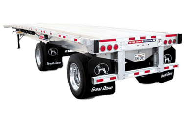 Great Dane Flat Bed
