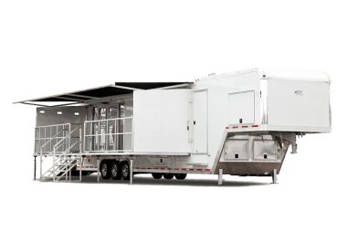 Mobile Marketing Trailer