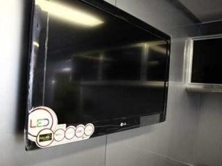 Interior TV, Electronics Computers Phones AV, Custom Trailer Options