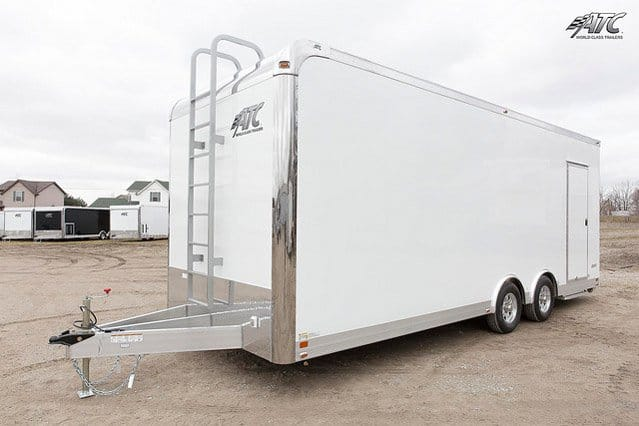 Custom Trailers, Mobile, Marketing, Stage, Sale