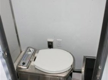 Incinerator Toilet, Kitchen, Bath, Plumbing, Cutom Trailer, Options