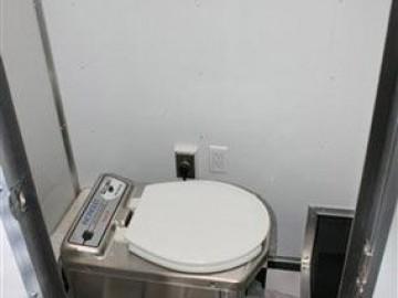 Incinerator Toilet, Kitchen, Bath, Plumbing, Cutom Trailer, Options