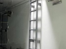 Interior Ladder, Roof and Ladder, Custom Trailer, Options