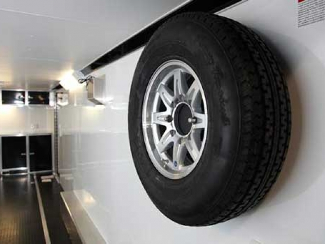 Trailer Options Axles Amp Tires Mo Great Dane Trailers