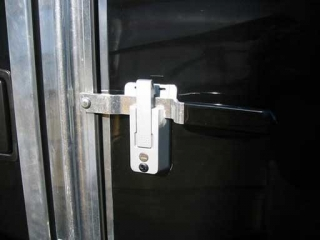 Keyed Cam Bar Latch, Door Accessories, Custom Trailer Options