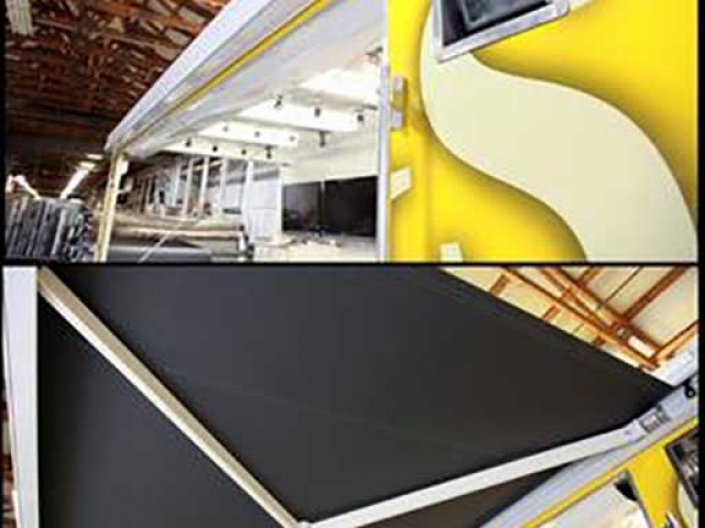 Lateral Arm Awning, Custom Trailer Options