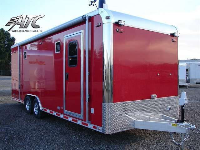 Mobile Lab Testing Trailer for Sale