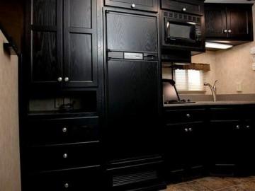 Living Quarters Kitchen, Kitchen, Bath, Plumbing, Cutom Trailer, Options