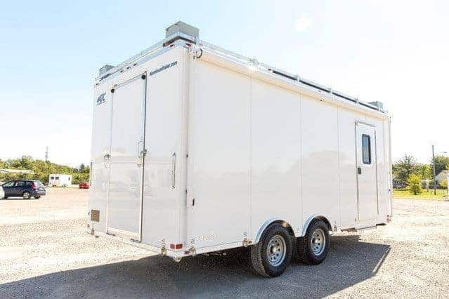 Los Angeles, Communications, Response Trailer, Emergency Management, Custom Trailer, MO Great Dane